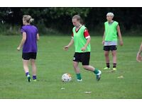 LADIES FOOTBALL TEAM LOOKING FOR NEW PLAYERS