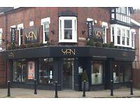 NVQ LEVEL 2 YAN Hairdressing Apprentice , hairdresser Apprenticeship , hair training LE1 1TT