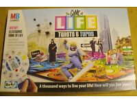 GAME OF LIFE + PAYDAY BOARD GAMES