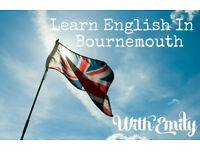 High Quality Private English Language Lessons By Experienced Teacher in Bournemouth