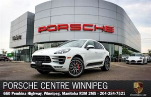 2015 Porsche Macan Turbo Certified Pre-Owned With Warranty Avail