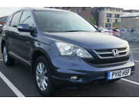 Honda CR-V SUV 2010 MK3 2.0 i-VTEC ES Station Wagon 5dr Petrol Grey Manual 1 YEAR MOT Full History