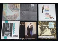 Collection of Everything But the Girl Vinyl Albums for Sale - Tracey Thorne