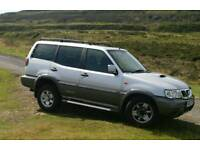 Nissan Terrano SVE TD 3.0 pictures now added