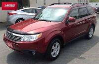 2010 Subaru Forester 2.5X at