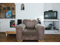 Comfortable one seater armchar (Reduced price)