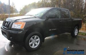 2015 Nissan Titan Cruise control/Spray in Bed-liner/Power Option Prince George British Columbia image 5