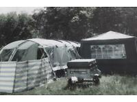 Camping trailer bundle with extras