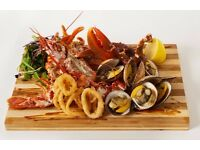 Kitchen Porter required for a busy seafood restaurant