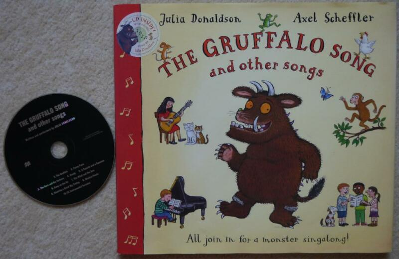 the gruffalo song and other songs mit cd gr ffelo english in berlin charlottenburg. Black Bedroom Furniture Sets. Home Design Ideas