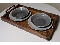 Rustic Large Tray