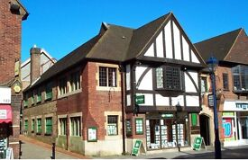 Small office suite within Sevenoaks Town Centre - To Let