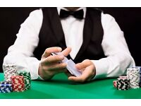 Croupier/Casino Dealer Training Courses