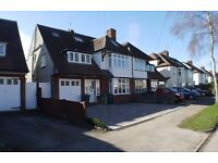 Refurbished spacious 5 bedroom family only let with off street parking Hurst Park Ave