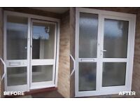 Upvc window door double glaze (cheapest in westmidlands