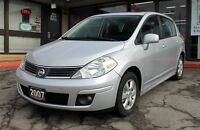 2007 Nissan Versa 1.8 SL | SAVE on Gas | CERTIFIED + E-Tested
