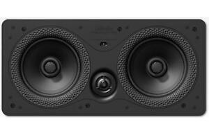 STORE SALE-FLAT $649 SEAL CRUTCHFIELD Definitive DI 6.5LCR In-wall multi-purposehome theater speaker