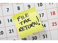 Personal Tax Return 2018 Filing Service £150*