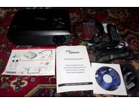 Optoma DS325 Projector with original box