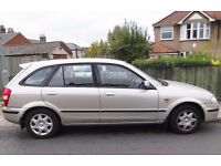 MAZDA 323F 1.5 LXI 2000 - Runs but some repairs needed. MOT until May 2017
