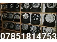 Many Alloy wheels 5x112 Audi Vw Merc