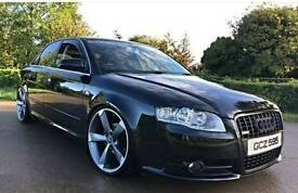 Audi a4 2007 s-line 2.0 140bhp