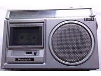 Three radios
