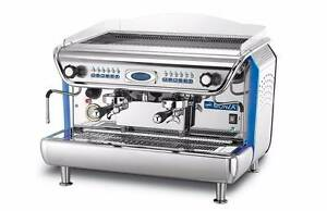As NEW Espresson Coffee Machine, 2 Group, Hardly used Manly Manly Area Preview
