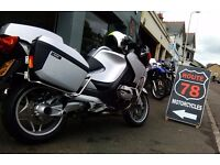 BMW R1200rt ex POLICE Excellent mechanical condition, (no faults at all) choice of seats available