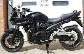 2010 SUZUKI GSF 1250 SA L0 BLACK BANDIT 1250. #deposit taken#