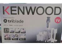 Kenwood Tri Blade Blender (£25)