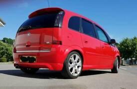 MERIVA VXR 1.6 turbo 2009 **RARE CAR**82k new mot (Not gsi Astra zafira corsa)