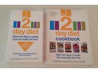 2 day diet books