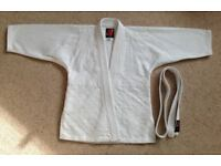 Kids Judo suit - excellent condition - size 140