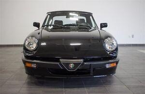 1987 Alfa Romeo Spider Quadrifoglio London Ontario image 2
