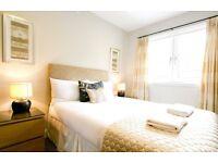2 bedroom / 2 bathroom luxury flat available now