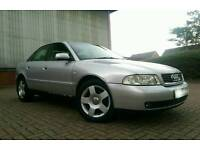 2000 AUDI A4 2.5 TDI SALOON *STACKS OF SERVICE HISTORY LONG MOT* golf seat