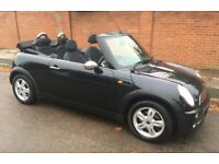 2006 MINI ONE CABRIOLET ONE FORMER OWNER SERVICE HISTORY LOW INSURANCE POWER ROOF CONVERTIBLE MINI