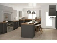 MODERN SUPER MATT KITCHENS FOR JUST £1,595 (£2,295 WITH FIT)