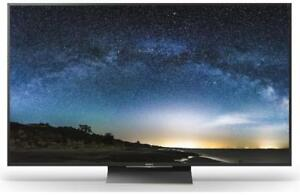 "SONY BRAVIA 65"" LED 4K HDR ANDROID SMART MASTER UHDTV Z9D SERIES *NEW IN BOX WITH WARRANTY*"