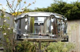 Premier Olympic 1005 snare drum