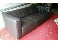 3 seater sofa I can deliver
