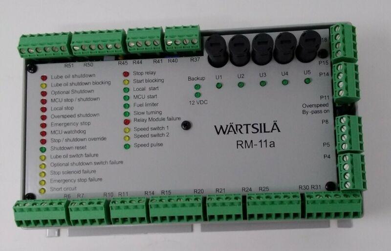 Wartsila Relay Module RM-11A