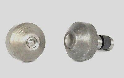 Rivet Squeezer Sets Semi Tubular 18 An450 Style 18 4oval Head - New