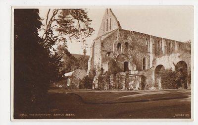 The Dormitory, Battle Abbey, Judges 19501 Postcard, B113