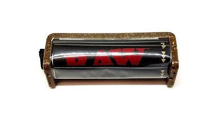 Rolling Machine Adjustable RAW Authentic Hemp Plastic Cigarette Roller - NEW