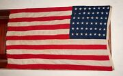 Antique 48 Star Flag