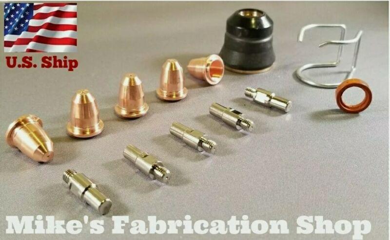 13 Piece Kit for Ironton plasma cutter.