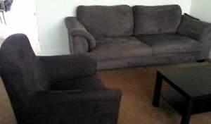 IKEA two piece living room set
