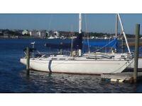 Ranger 37 Sailboat